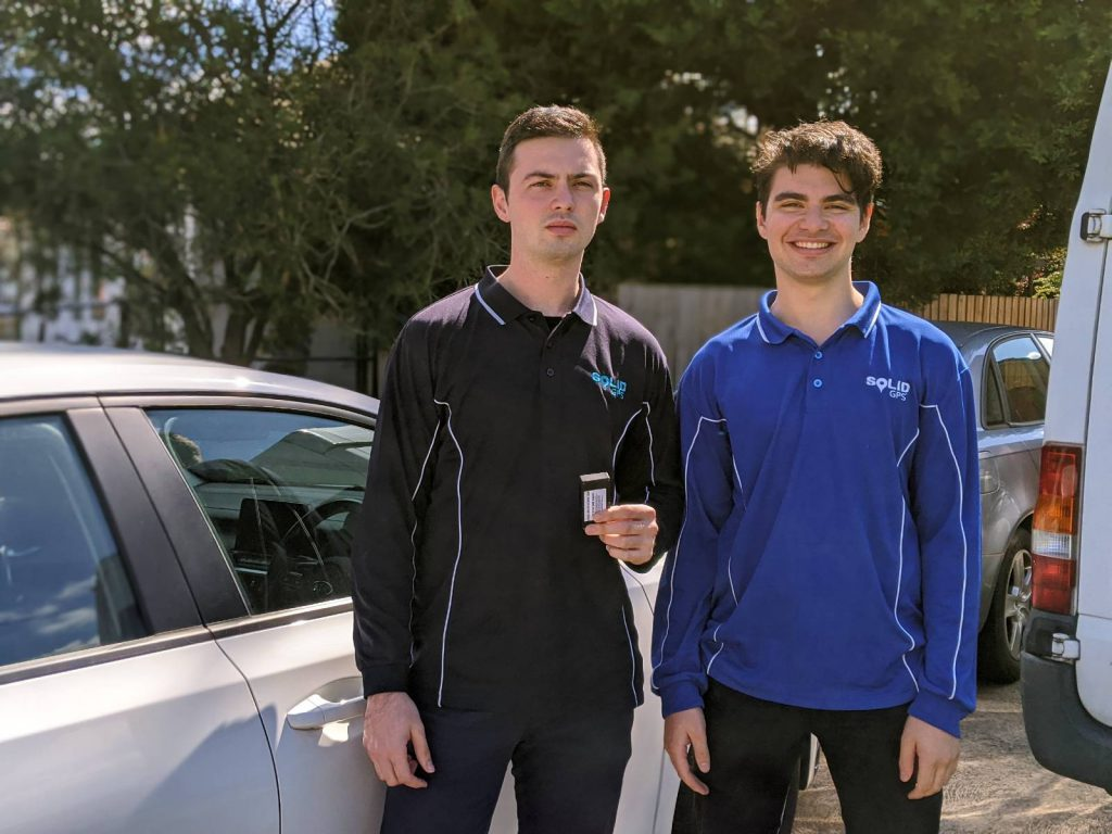 Car GPS Tracker With Founders