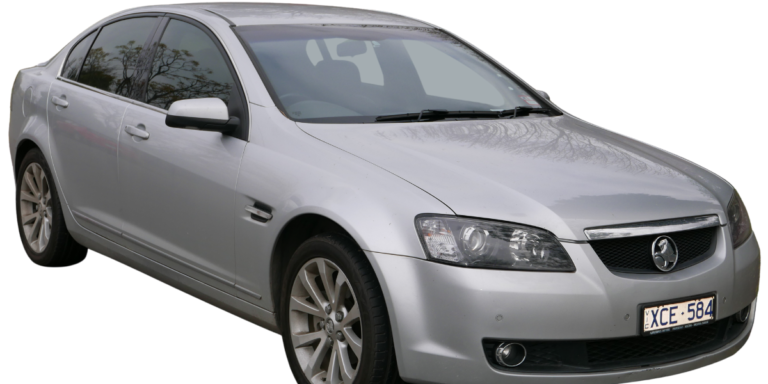Holden Commodore VY 02 - 04