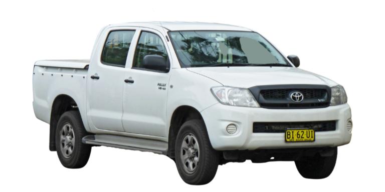 Toyota Hilux 05 - 11