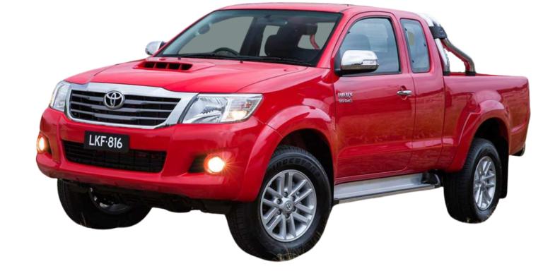Toyota Hilux 12 - 15