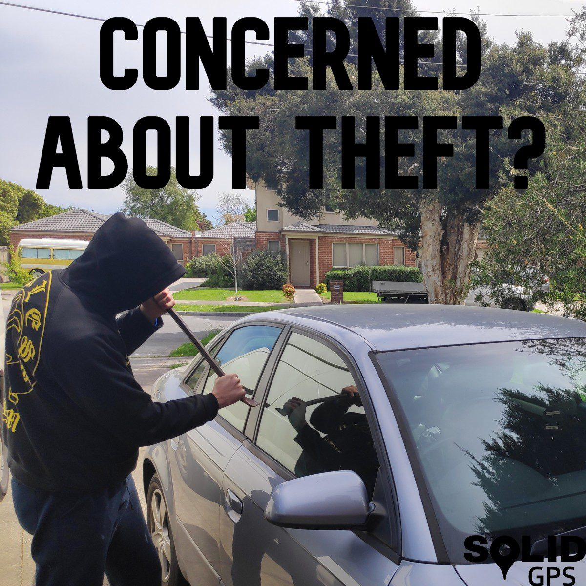 Concerned About Theft?