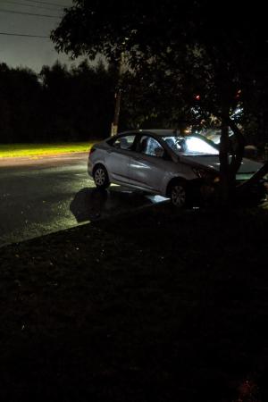 Riz Stolen Car