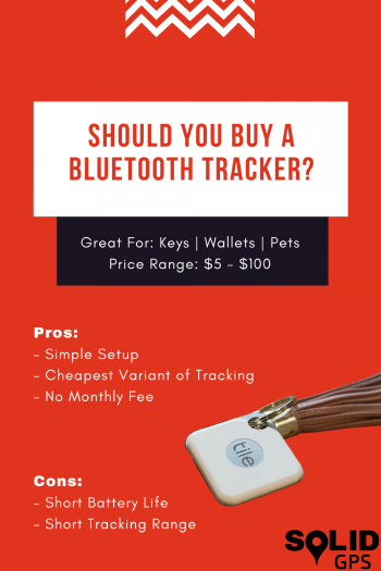 Should you buy a bluetooth tracker